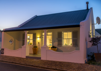 The Vishuis Guesthouse - Fisherman's Cottage